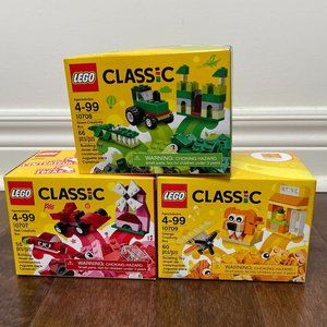 LEGO Classic 3 Set Creativity Box